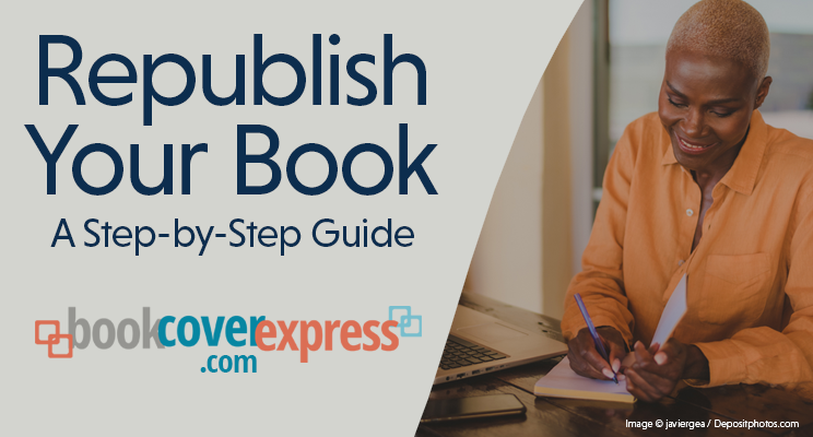 How to Republish Your Book: A Step-by-Step Guide Book Cover Express
